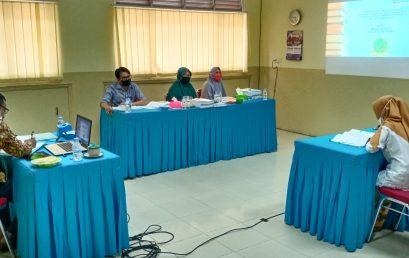STIE Indragiri Gelar Ujian Oral Komprehensif III